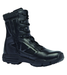 "TR CHROME 8"" Hot Weather Side-Zip Boot"