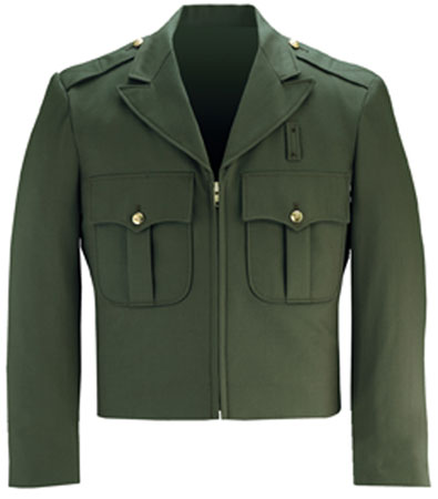 California Ike Jacket - Forest Green