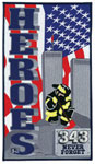 FDNY - 343 Never Forget - 12
