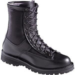 Men's Acadia Plain Toe Uniform Boots