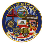 California Tribute Emblem