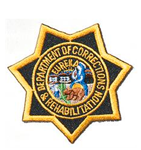 CA State University Police Pink Patch