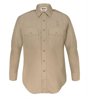 CHP Class A Wool Blend Long Sleeve Mens Shirt
