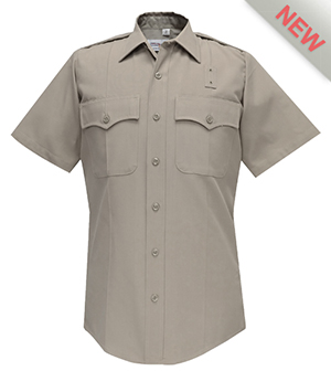 CDCR Men's 'Class B' Shirt - Short Sleeves