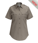 CDCR Women's 'Class B' Shirt - Short Sleeves