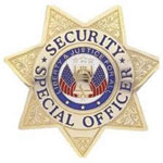 Traditional Security Special Officer Badge