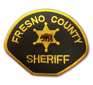 County Sheriff Shoulder Patch