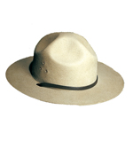 California State Parks Felt Hat, Tan