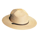 California State Parks Straw Hat, Tan