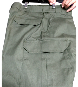 CDCR Class C Womens Trousers - 65/35 Poly Cotton Stretch Rip Stop