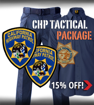 CHP Tactical Uniform Package